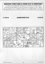 Jamestown T109N-R25W, Blue Earth County 1991